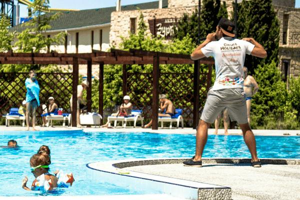 «Aquamarine Resort & Spa» Отель
